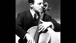 Haydn Cello Concerto in D Major (cellist: Emanuel Feuermann)