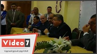 بالفيديو.. وزير التعليم العالى: دائما أراهن على الشباب وبيدهم ستبنى مصر