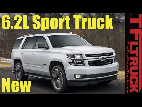 2018 Chevy Tahoe RST: The Fastest Tahoe Ever!...Everything You Ever Wanted to Know