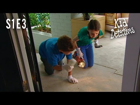 Kid Detectives | S1E3 | Barefoot Knock and Run