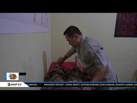 Terapi Syaraf Kejepit di TULANG BELAKANG.