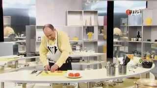 Горячие фаршированные помидоры Провансаль для завтрака рецепт от шеф-повара / Илья Лазерсон