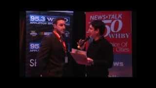 Rob Zerjav - 2014 Red Smith Press Conference