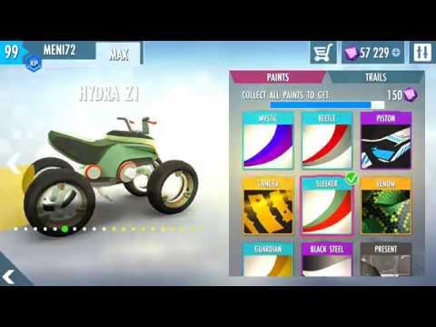 Gravity Rider Zero | Arcade Mode
