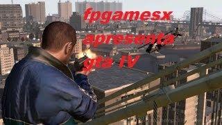 gta 4 online gameplay comentado
