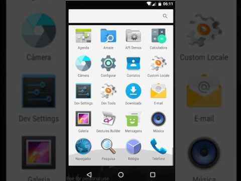 Seu Android é o 4.2.2 Aprenda a como atualizar para 6.0  Marshmallow (passo a passo)