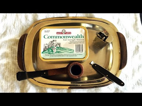 """Pipe Tobacco Review: Samuel Gawith """"Commonwealth Mixture"""""""