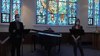 Hymn Medley - Amy Stahl, Alexander Moore, and Lori Almasy