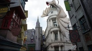 Diagon Alley Tour - The Wizarding World of Harry Potter - Universal Studios Florida