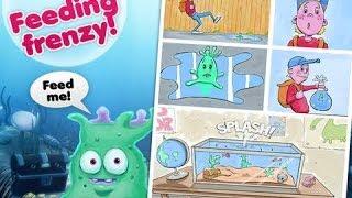 Alien Fishtank Frenzy GamePlay Trailer