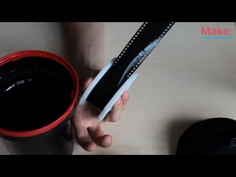 How-To: Develop Film with Coffee and Vitamin C (Caffenol)