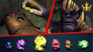 ⭐️Avengers Infinity War/End Game - THANOS' FAIL| Bertbert⭐️