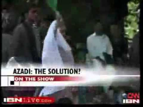 Kashmir Liberation Movement at its peak.flv