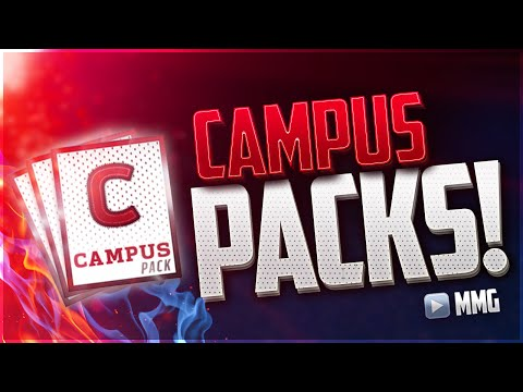 Campus Hero Packs! + Campus Hero Legends?! Madden Mobile