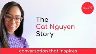 Mindful Conversations • The Cat Nguyen Story