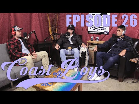 The Coast Boys Podcast   Assistant Principal at Fort Bragg Middle School w/ Mark Cimolino