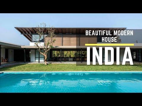 Beautiful Modern House In India - 1
