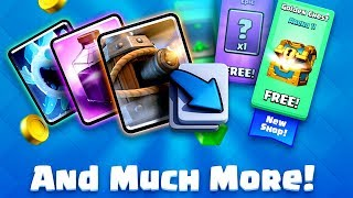 Clash Royale - DAILY DEALS, FREE EPICS, & MORE!