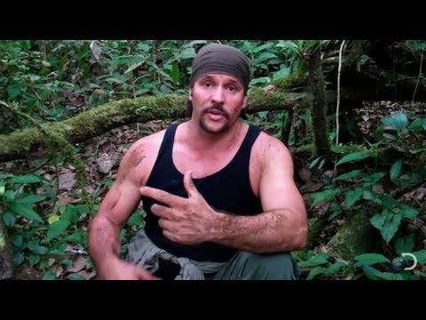 Joe on Cody  Dual Survival