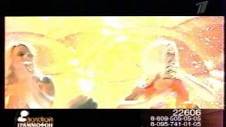 Блестящие   Апельсиновая песня