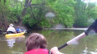 Tuscarawas River Kayak Trip