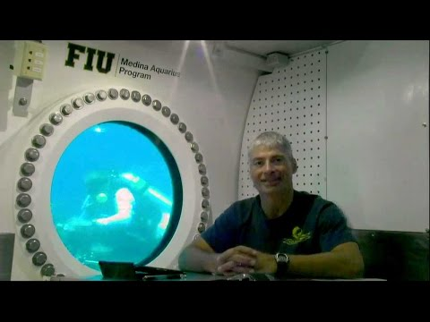 Space Station Live: NEEMO Aquanaut Mark Vande Hei