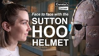 Sue Takes on the Sutton Hoo Helmet | Curator's Corner S6 E5 #CuratorsCorner #SuttonSue #TheDig
