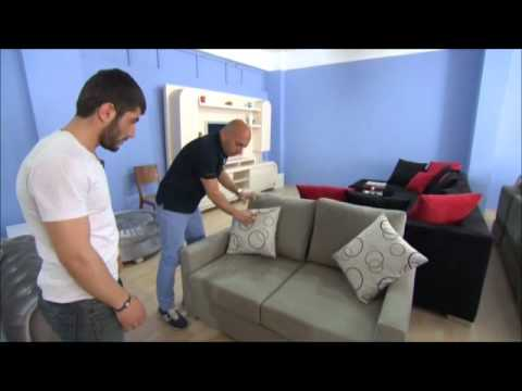 Kose Koltuk Takimi Tanitim Videosu