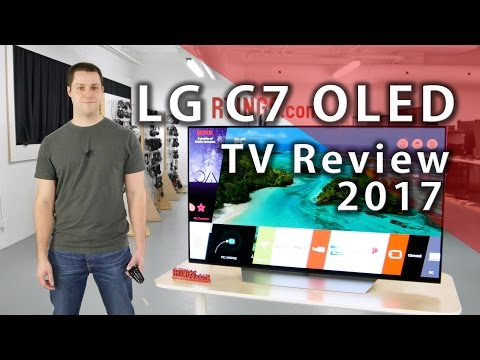 LG C7 OLED 2017 TV Review – Rtings.com
