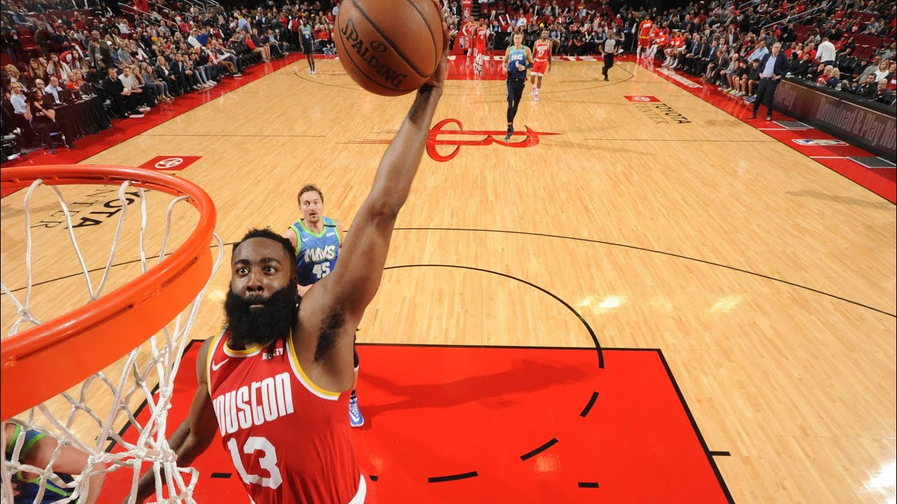 All-Star James Harden says Houston Rockets are 'just not good ...