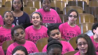 "PS22 Chorus ""MAKE IT RAIN"" Ed Sheeran"
