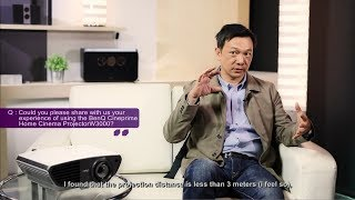 Interview with Director_Part 3: BenQ Home Cinema Projector Revitalization of Director's vision