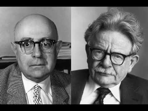 Film von Adorno / Canetti