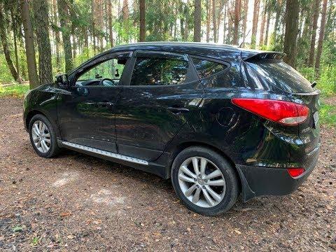 Hyundai Ix35 2.0 AT AWD \ реально удивила
