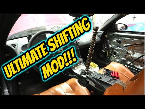 DIY WEIGHTED SHIFT KNOB