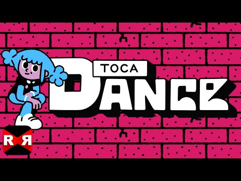 Toca Dance (By Toca Boca) - iOS / Android - Gameplay Video