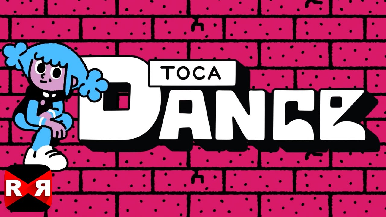 Toca Dance (By Toca Boca) – iOS / Android – Gameplay Video  #Smartphone #Android