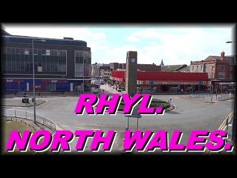 RHYL NORTH WALES.
