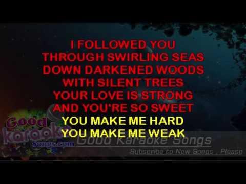 Love Is Strong  - The Rolling Stones (Lyrics Karaoke) [ goodkaraokesongs.com ]