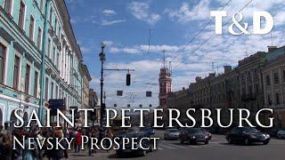 Saint Petersburg City Guide: Nevsky Prospekt - Travel & Discover