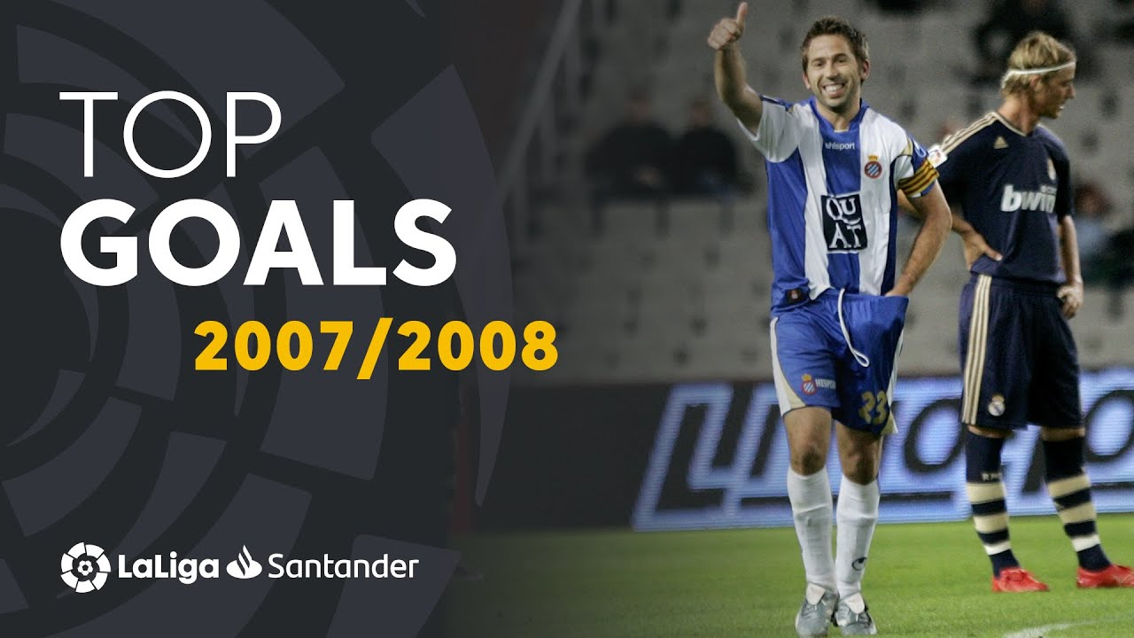TOP GOALS LaLiga 2007/2008