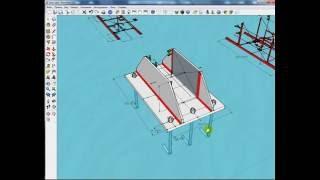 7. Расчет вертикальных прямоугольных в плане угловых сварных швов (Calculation of fillet welds