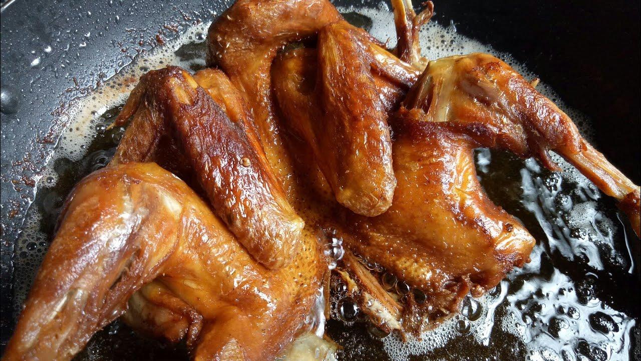 GÀ QUAY CHẢO – Cách làm GÀ CHIÊN GIÒN DA MỀM THỊT thơm ngon – Món Ăn Ngon Mỗi Ngày