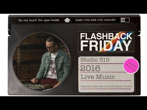 Flashback Friday - Monroeville Music Center