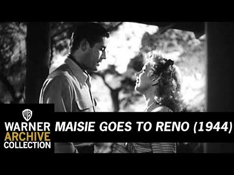 Maisie Goes to Reno (Original Theatrical Trailer)