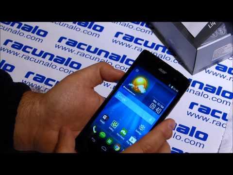 Acer Liquid Z500 - video test (15.11.2014)