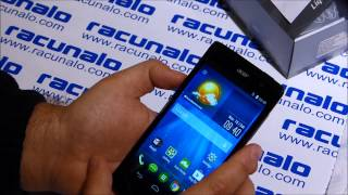 Acer Liquid Z500 - video test (15.11.2014)