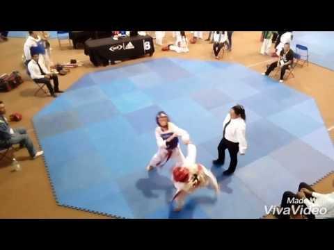 TKD AJ JAL SAN  Torneo Sun  Myung Kim HECTOR 19112016