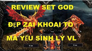 MuAwaY Mobile | Review Full Set God | Đep Zai Khoai To| Vác Đi Đâm Tây