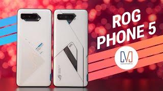 Asus ROG Phone 5 Ultimate Review Videos